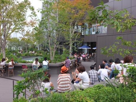 Starbucks Tokyu Plaza Omotesando
