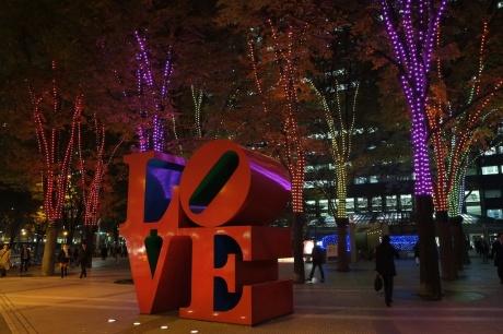 i-land tower christmas lights