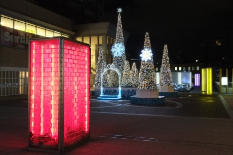 daikanyama address christmas lights