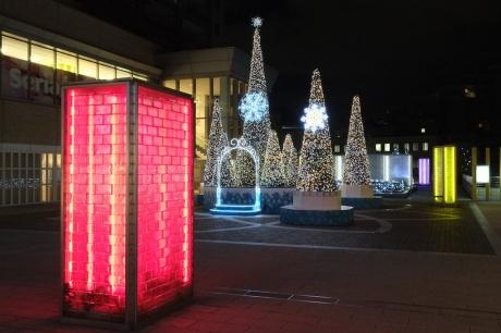 daikanyama address christmas lights